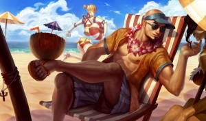 Pool-Party-Lee-Sin-Splash