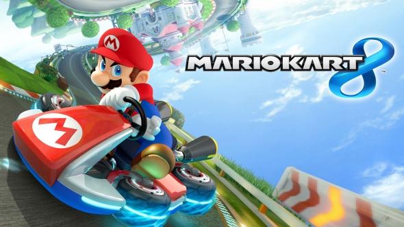 Mario Kart 8 in 3 days!